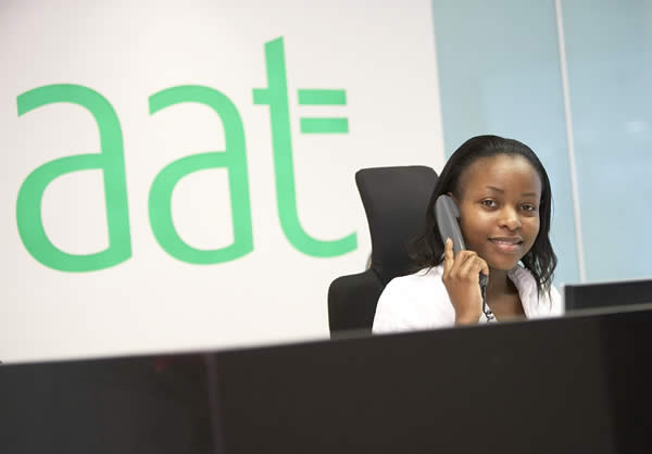 AAT reception