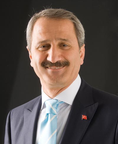 Mr Zafer Caglayan
