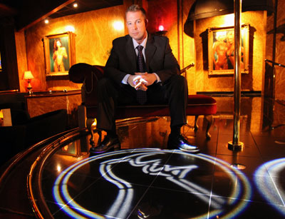 by John Sprecht, VP UK, Spearmint Rhino, leadership management organization interview