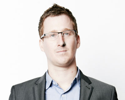 Simon Best, founder of BaseKit