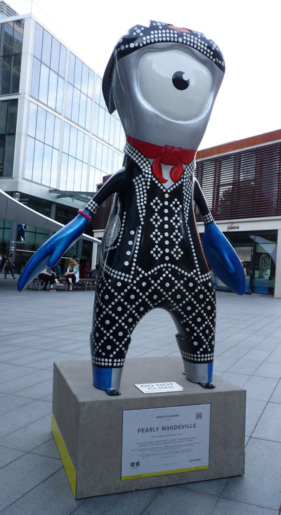 Pearly King Wenlock