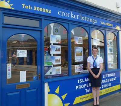 Lyn Pryke, Manager, Crocker Lettings