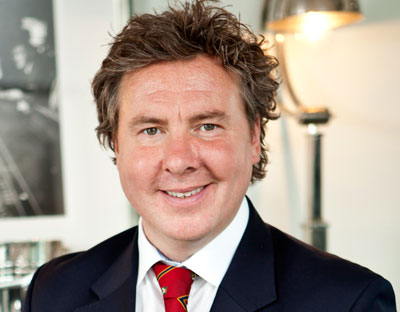 David Spencer-Percival, CEO, Spencer Ogden