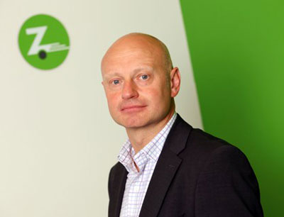 Mark Walker, General Manager, Zipcar UK
