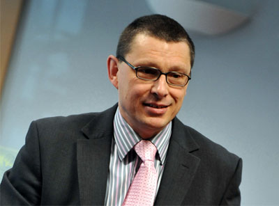 Philip King, Chief Executive, ICM