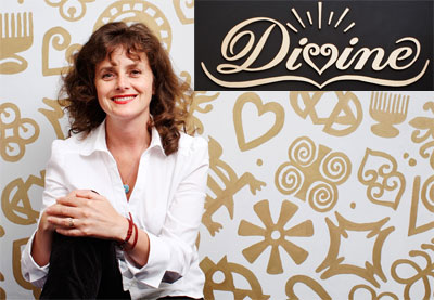 Sophi Tranchell, Managing Director, Divine Chocolate