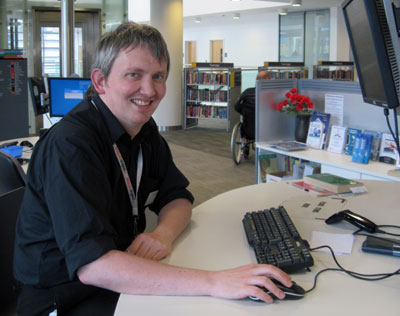 by Luke Burton, Manager, Business & IP Centre, Newcastle