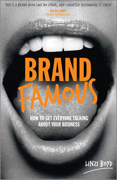 book - Brand Famous