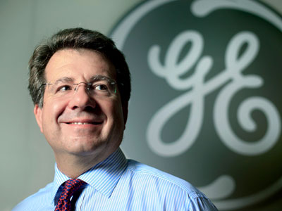 Mark Elborne, President and CEO of GE UK and Ireland